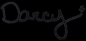 Darcy (Cursive Script)